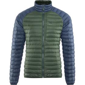 Haglöfs M's Essens Mimic Jacket Mineral/Tarn Blue